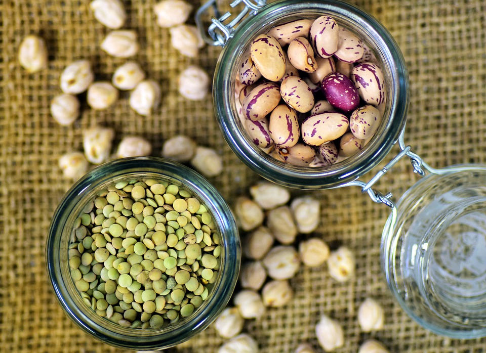 Anche i legumi contengono molte proteine, utili per il nostro fabbisogno quotidiano